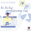 Feliz Dia dos/as Professores/as