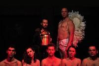 Grupo Andaime apresenta espetáculo A Pedra a Gente Põe Amanhã