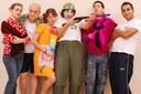 Grupo PédeCana, de Santa Bárbara d\'Oeste, apresenta O Recruta Zero