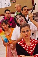 Grupo PédeCana estréia espetáculo 'O Recruta Zero'