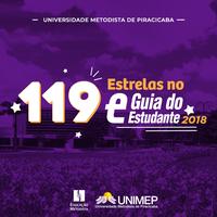 Guia do Estudante 2019: cursos da Unimep estão entre os melhores do país; quatro com 5 estrelas e nove com 4 estrelas