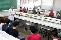 Inscrições para a 1ª Escola de Inverno em Química estão abertas