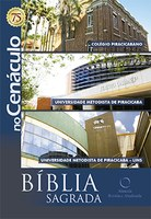 Instituições educacionais metodistas adotam bíblias personalizadas