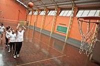 Jogos reúnem alunos de educação física