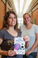 Lazer é tema de obra produzida por docente e estudante