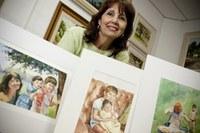 Lembranças e sentimentos ganham vida em exposição de Denise Storer