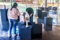 Lucia Portella: pioneira na cerâmica em Piracicaba abre exposição