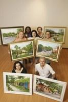Mostra coletiva de pintura é atração no campus Taquaral