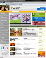 Mudanças no site trazem facilidades de acesso às redes sociais