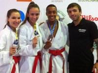 Natália Ribeiro conquista ouro e está classificada para mundial