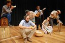No Teatro Unimep, Andaime estréia As Patacoadas de Cornélio Pires