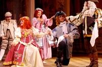 O espetáculo Farsa será encenado no sábado e no domingo no Teatro