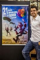 """""""O salão influenciou minha carreira"""", conta Tiago Hoisel"""