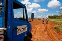 Obras alteram acesso aos estacionamentos do campus Taquaral