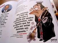 Obras de prof. Camilo Riani são publicadas em livro da Revista Veja