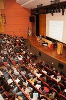Oratória e expressão vocal são destaques de ciclo de palestras