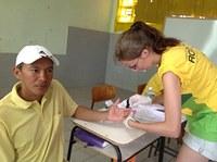 Participantes do Projeto Rondon retornam da operação Canudos