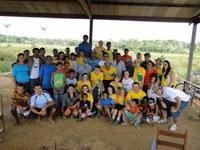 Participantes do Rondon são recepcionados com acolhida especial