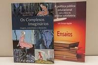 PPGE promove palestra e lançamento de livros nesta quarta-feira,21