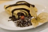 Pratos de alunos da gastronomia integram cardápio da barraca Francesa