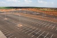 Primeira etapa de ampliação de estacionamentos está concluída