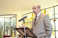 Prof. Gustavo Alvim assume cargo de reitor