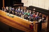 Prof. Gustavo Alvim é empossado reitor