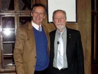 Prof. Klaus Schützer ministra palestra sobre etanol na Alemanha