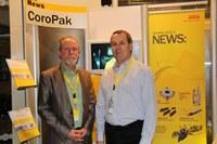Prof. Klaus Schützer visita centros de produção da Sandvik
