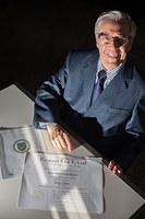 Prof. Paulo Affonso é homenageado em faculdade dos EUA