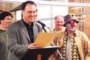 Professor Camilo Riani é homenageado pela Câmara Municipal de Piracicaba