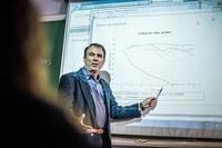 Professor José Roberto Ribeiro participa de workshop em SP