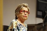 Professora Magui participa de congresso sobre educação