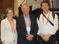 Professores da PPGA participam de evento na Holanda