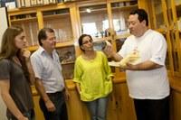 Professores de Capivari visitam  campus Taquaral da Unimep