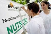Professores e alunos da saúde participam do Dia da Prevenção