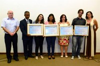 """Projetos de extensão recebem prêmio """"Elias Boaventura"""""""