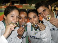 Quatro alunos da Unimep conquistam medalhas na Liga das Lutas