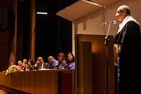 Reitor empossa Coordenadores da Área e diretores de faculdades