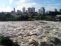 Representantes do DCE Unimep apoiam movimento Salve o Rio Piracicaba