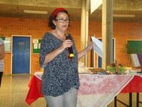 Reverenda Ione participa de conferências estadual e nacional