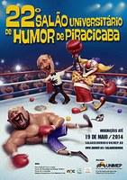 Salão Universitário de Humor recebe inscrições
