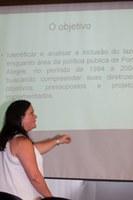 Secretária nacional defende dissertação de mestrado na Unimep