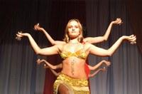 "Teatro Unimep recebe espetáculo de dança ""Salamalekum"""