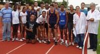 Técnico da equipe de atletismo defende dissertação de mestrado