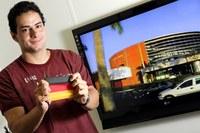 Trainee da Unimep participa de mestrado na Alemanha
