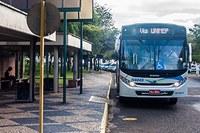 Transporte público tem horários distintos de acesso aos campi