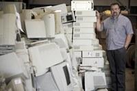 Unimep coleta mais de 6.000 mil quilos de lixo eletrônico