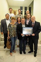 Unimep é homenageada pelos 15 anos da área de negócios internacionais