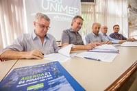 Unimep e Oscip Pira 21 assinam parceria para revisão da Agenda 21